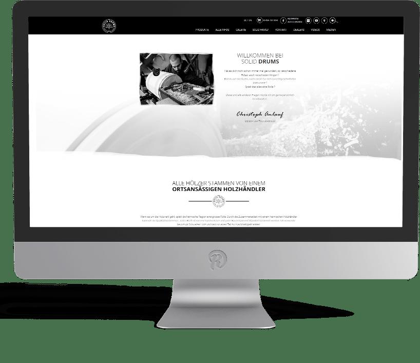 SolidDrums Desktop