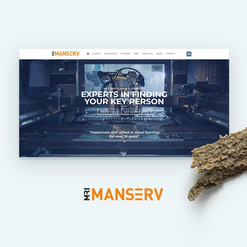 MRI Manserv Mockup