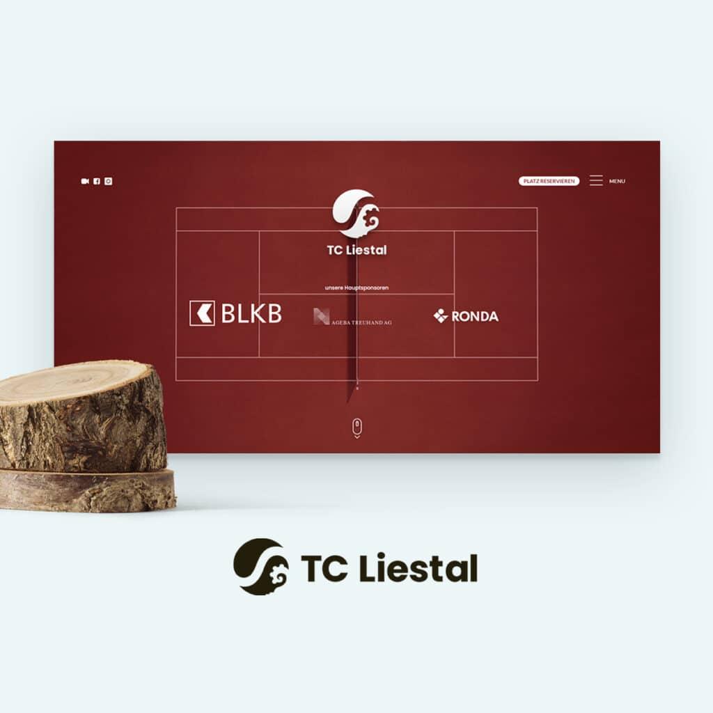 TC Liestal Mockup